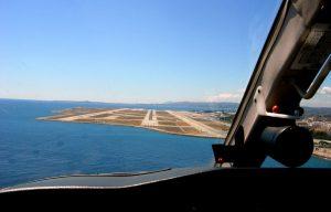 07 Prilaz aerodromu u Nici