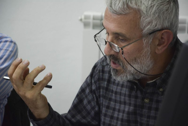 Prof. dr Jovan Babić (Lična arhiva)
