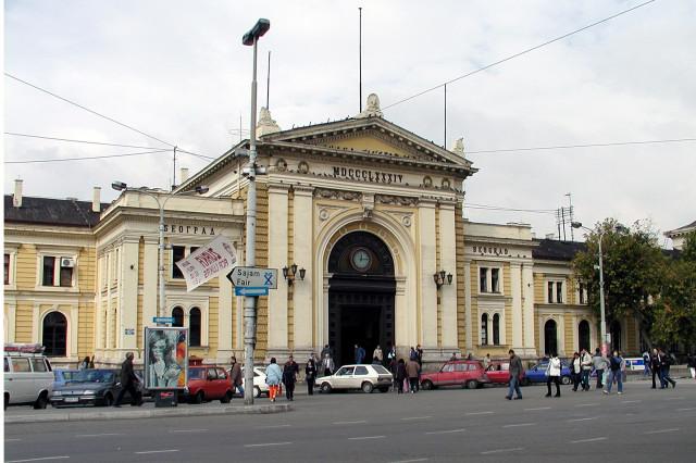 Београдска железничка станица