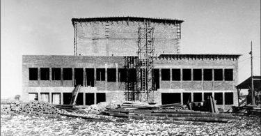 Изградња Винче (Фото Институт Винча)