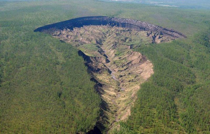 Batajka krater (Aleksandar Gabišev)