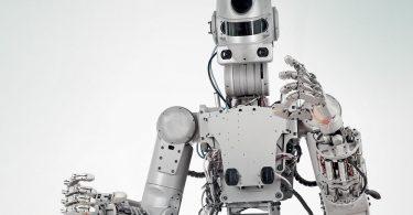 Робот Федор (ФПИ)