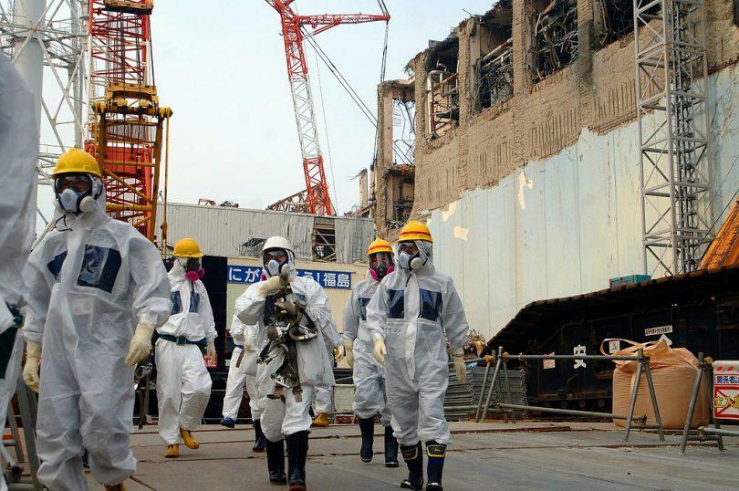 Посета Фукушими (Википедија)