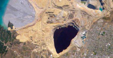 Рудник Беркли пит (НАСА)