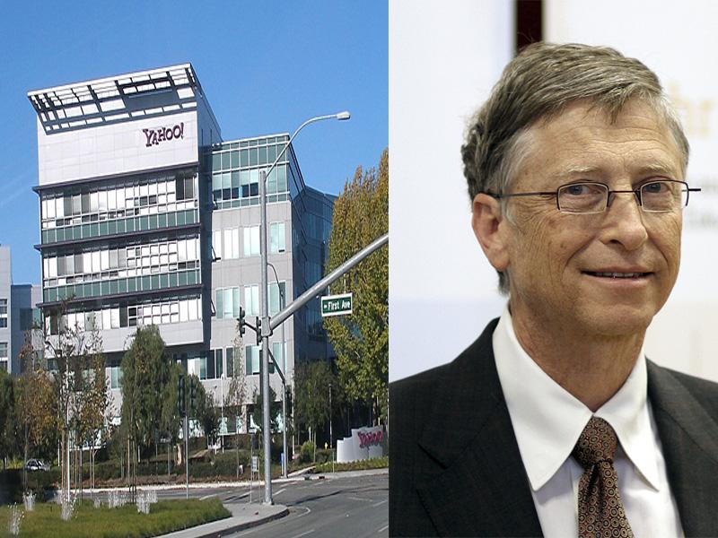 Јаху и Бил Гејтс (Википедија)