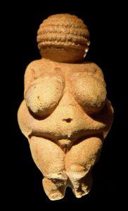 Човек киборг: Вилендорфска Венера (Википедија)