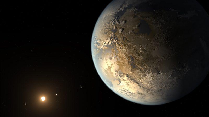На путу ка Земљи (НАСА)