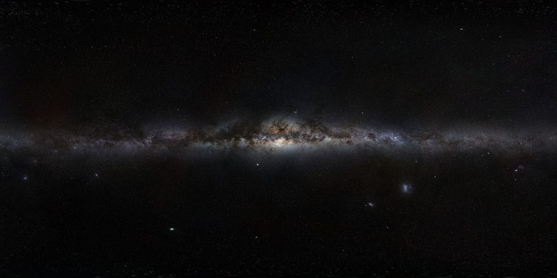 Млечни пут (ЕСО)