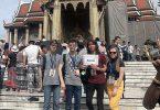 Успех у Тајланду (Математичка гимназија)
