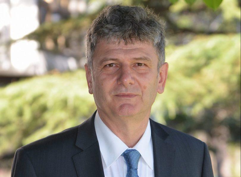 Проф. др Драган Повреновић (Лична архива)