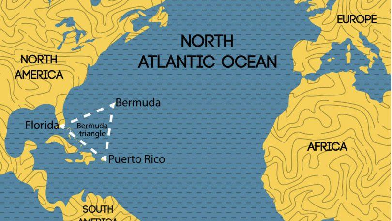 Бермудски троугао (Википедија)