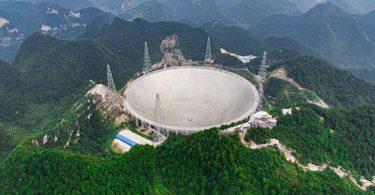 Телескоп за ванземаљце (Хсинхуа)
