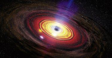 U srcu naše galaksije (NASA)