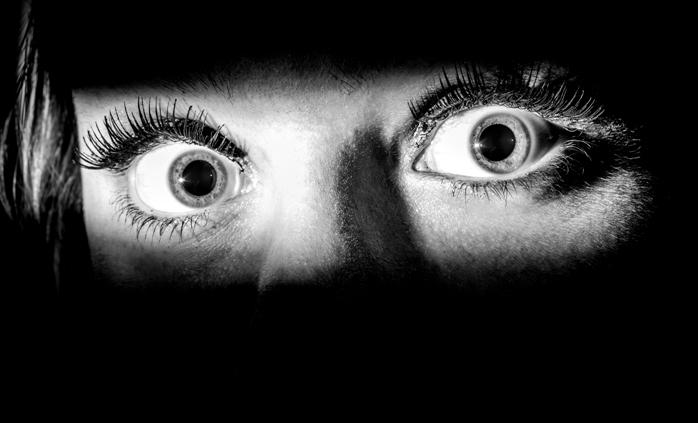 У страху велике очи (Википедија)