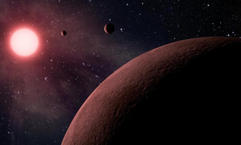 Novootkrivene planete (NASA)