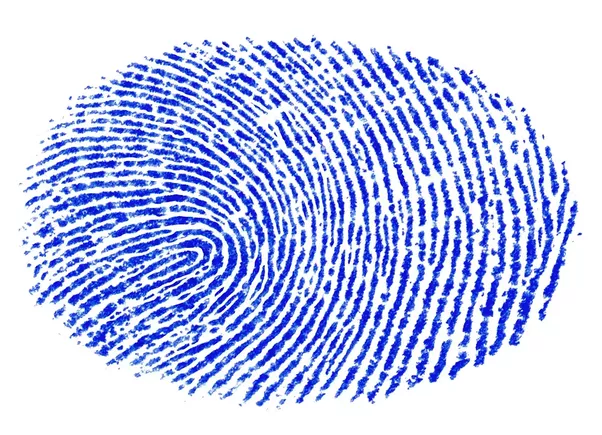 Отисак прста (Википедија)