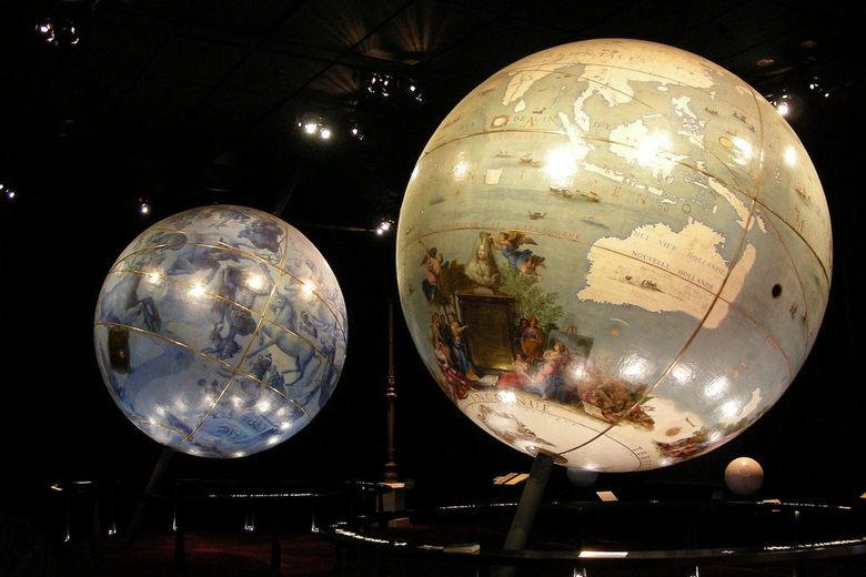 1. Коронелијеви глобуси (Википедија)