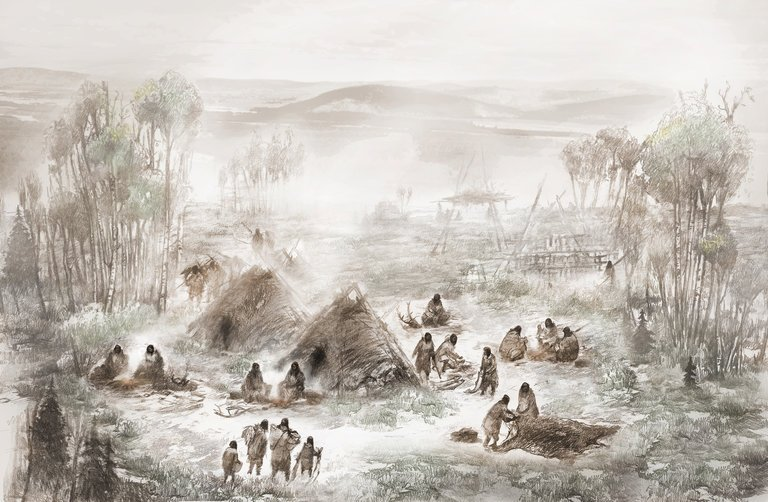 1. Prastanovnivi Amerike (Vikipedija)