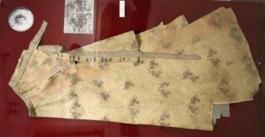 Облик тунике (Музеј СПЦ)