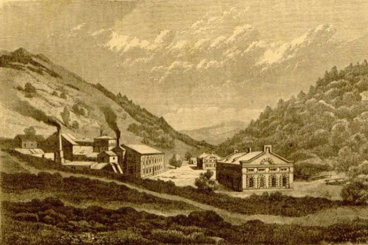 Прва топионица у Мајданпеку (Википедија)