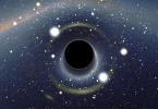 """""""Црна рупа"""" (Википедија)"""