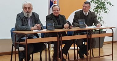Петар Арбутина, Александар Липковски и Милољуб Албијанић (СГ)