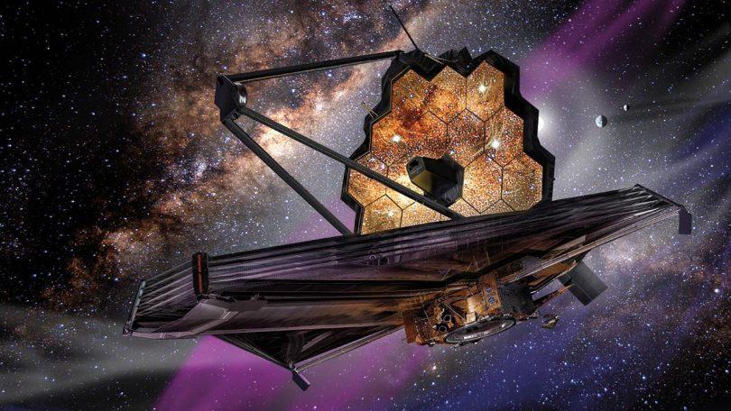 Телескоп Џејмс Веб (НАСА)