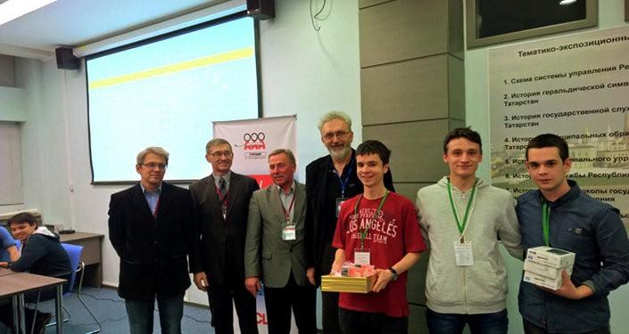 Ученици Математичке (Википедија)