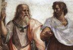 Платон и Аристотел (Рафаел)