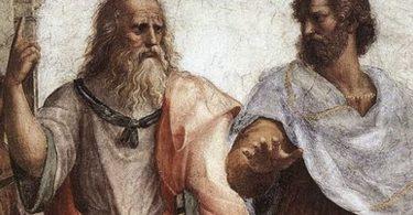 Platon i Aristotel (Rafael)