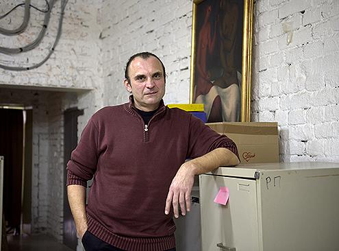Андреј Старовић (Време)