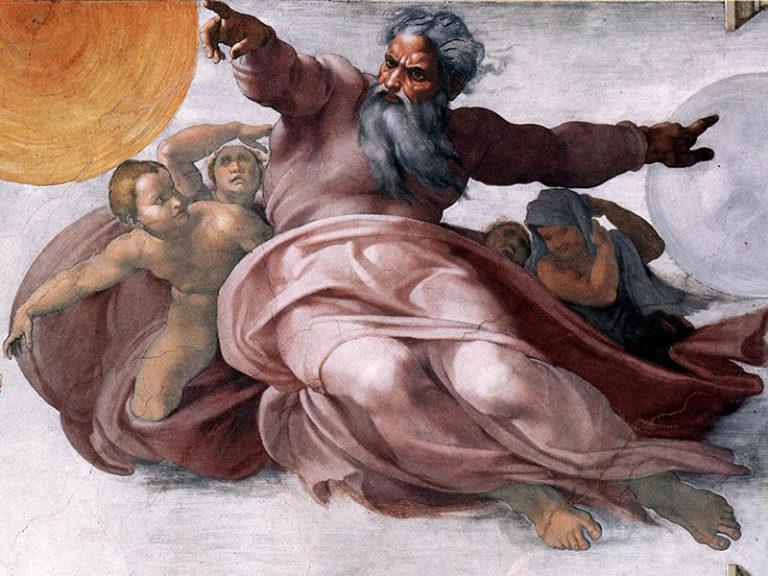 Svevišnji (Mikelanđelo)