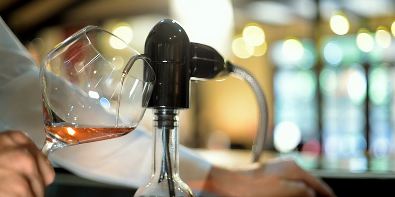 Uređaj za čuvanje vina (Foto Mašinski fakultet)