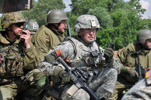 Nato vojnici na Kosmetu (Vikipedija)
