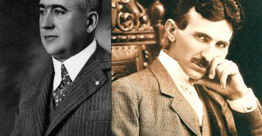 Milutin Milanković i Nikola Tesla