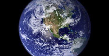 Zemlja iz kosmosa (NASA)