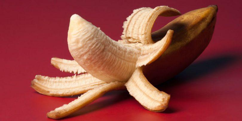 Банана (илустрација, Википедија)