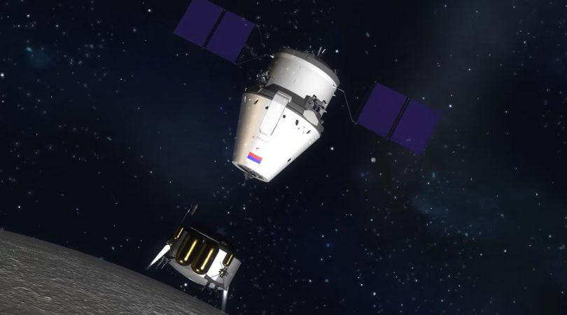 """Kosmički brod """"Federacija"""" (Roskosmos)"""