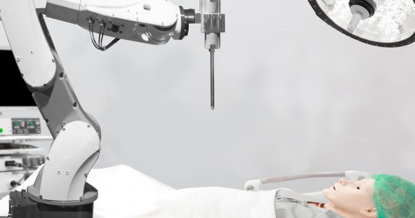 Robotska bušilica (Univerzitet Juta)