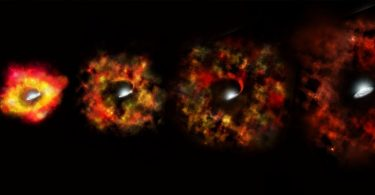 Космичка загонетка (Хабл)