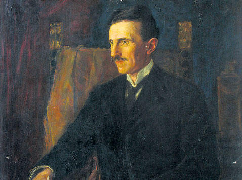 Tesla (Vilma LJvov-Parlagi)
