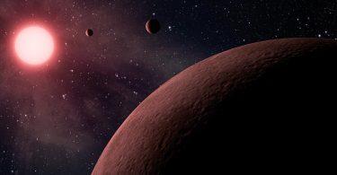 Zemljolike planete (NASA).
