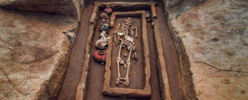 Kostur muškarca (Univerzitet Šandong)