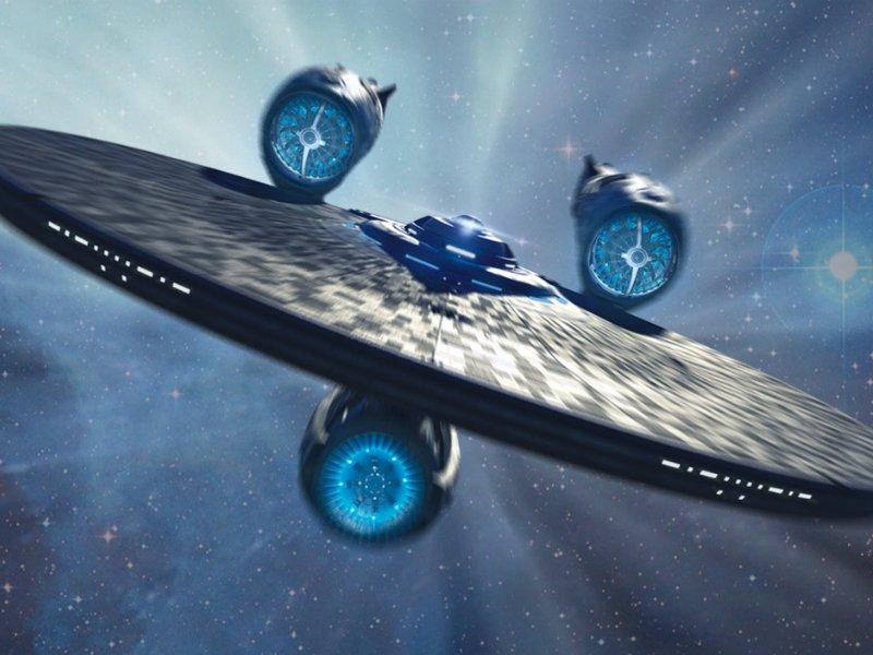 "Svemirski brod ""Enterprajz"""