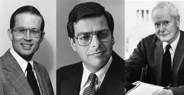 Fišer Blek, Majron Skouls i Robert Merton (Vikipedija)