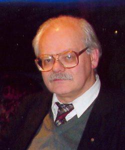 Prof. dr Milan S. Dimitrijević