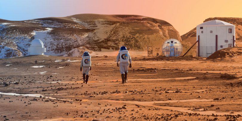 Naseljavanje (Marsovo društvo)