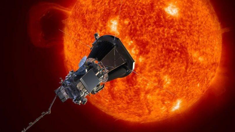 "Letelica ""Parker"" (NASA)"