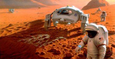 На Марсу више угрожени (Википедија)