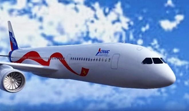 Широкотрупни авион (Јутјуб)